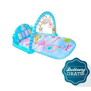 Imagen de Lay & play alfombra para bebé con juegos + 10 días de diarios