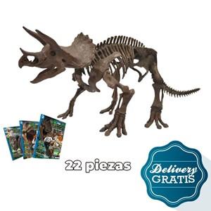 Imagen de Coleccion DInosaurios triceratops + 10 días de diarios.