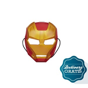 Imagen de Mascara Iron Man + 10 días de diarios
