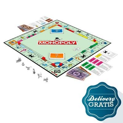 Imagen de Monopoly Classic + un mes de diario de día domingo