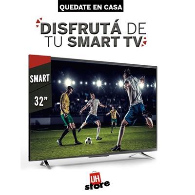 """Imagen de Tv Smart Electrostar 32 """" + diarios de viernes a domingo"""