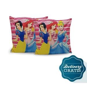 Imagen de Almohadas Disney Princesas + 5 días de diarios