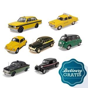 Imagen de Colección Taxis del mundo dos + un mes de diarios de lunes a viernes