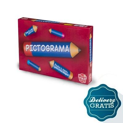 Imagen de Juego de mesa magic play pictograma + 10 días de diarios