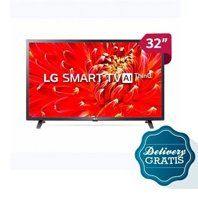 """Imagen de Tv Led smart LG 32"""" + un mes de diarios de lunes a viernes"""