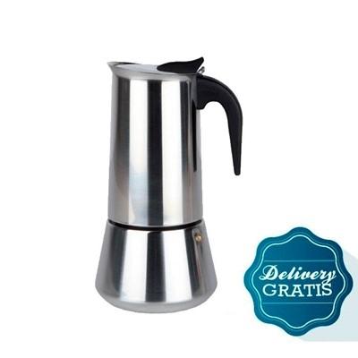 Imagen de Cafetera tipo Italiana Acero Inox + 10 días de diarios