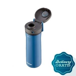 Imagen de Botella Termica contigo Jackson Chill 2.0 Blue Corn 591ml + 10 dias de diarios